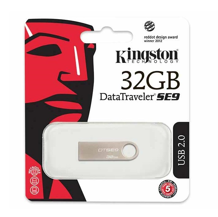 USB Kingston DTSE9 32Gb USB2.0